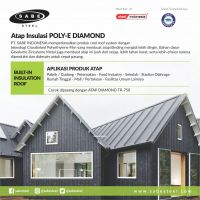 DIAMOND POLY-E ROOF INSULASI