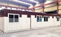 PU Application: Container Office Portable