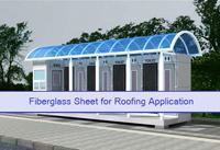 Fiberglass Roof - Utama