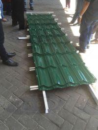 Pemasangan Genteng Metal Diamond Roof